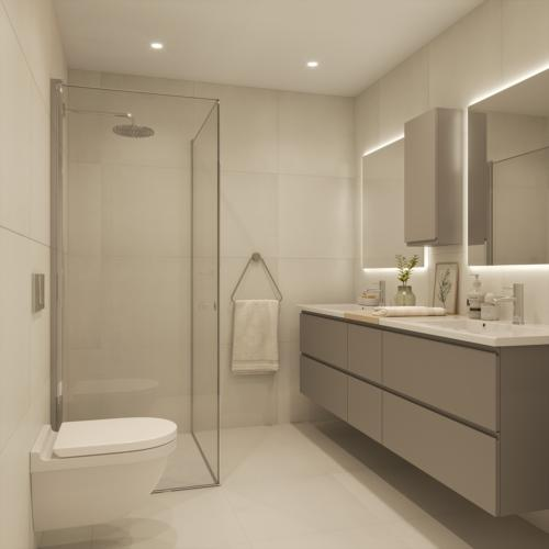 Bathroom pluss lr