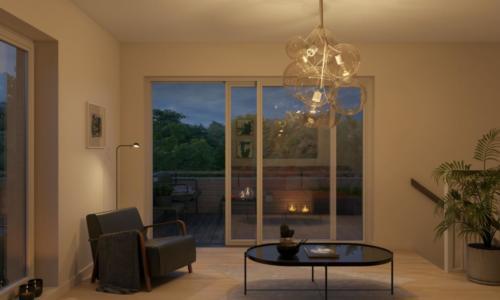 Living room B lr